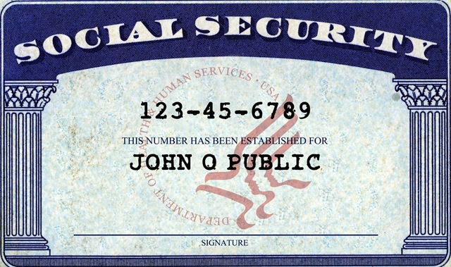 How to get duplicate social security card for child