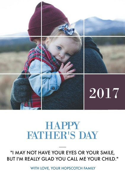 Hopscotch Fathers Day 2017