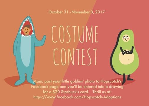 Hopscotch Halloween Costume 2017