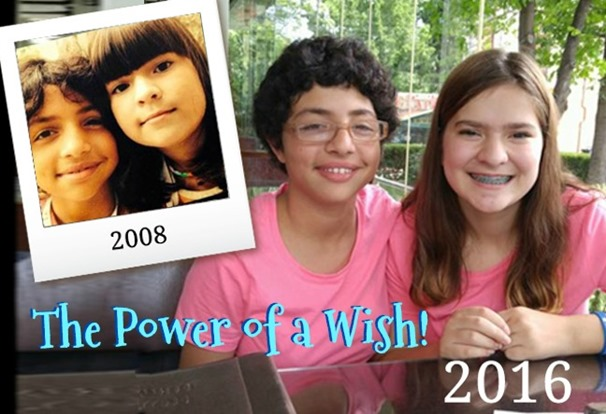 Make a Wish Abigail and Caroline Rv
