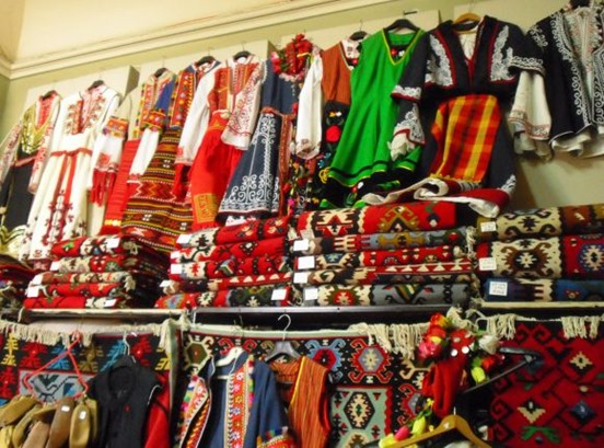 Bulgarian shop 2018
