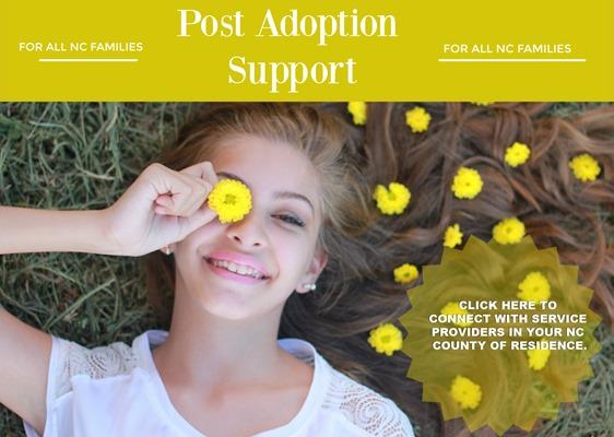 NC Post Adoption Support 2019