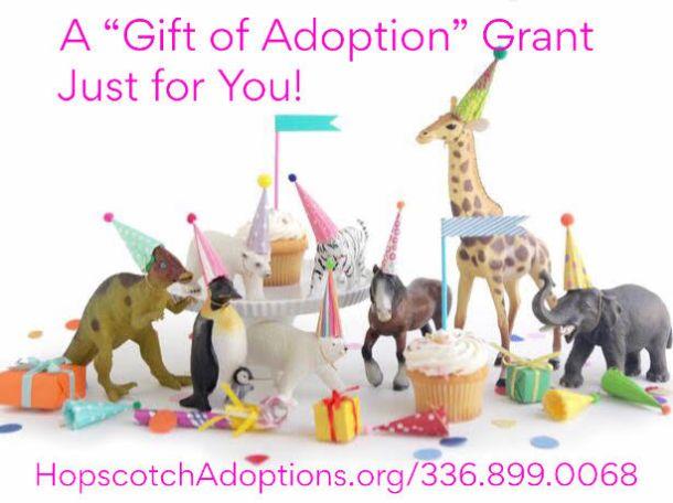 gift of adoption
