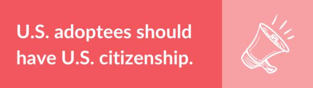 Adoptee Citizenship Act